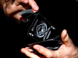 Небольшая статья о карточном вольте