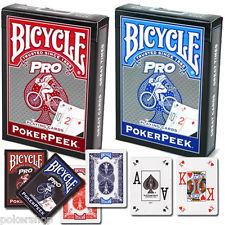 Bicycle ProPoker Peek