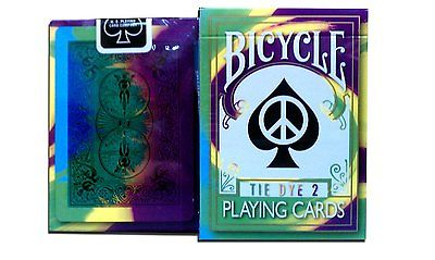 Bicycle Tie Dye Deck