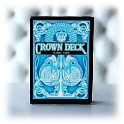 The Blue Crown Deck