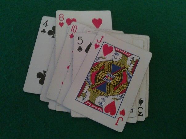 """Обучение фокусу с картами для детей """"Волшебный ряд"""""""
