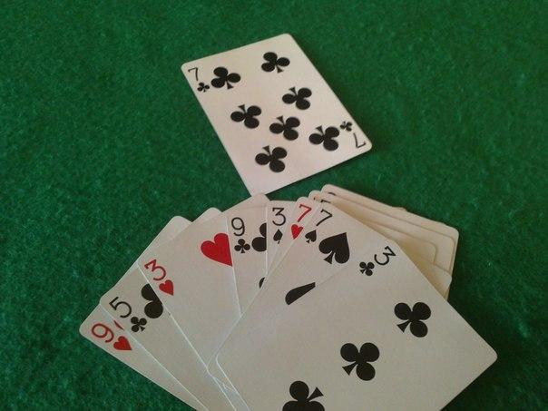 """Фокус с картами """"Угадай карту"""" Обучение карточному фокусу"""