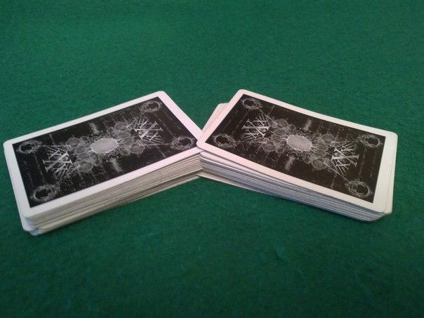 Фокусы с картами для детей обучение