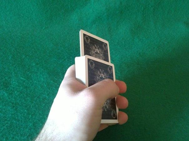 Как делать простые фокусы с картами