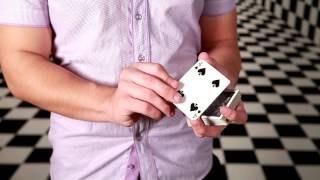 Простые фокусы с картми для новичков.Карточные сменки
