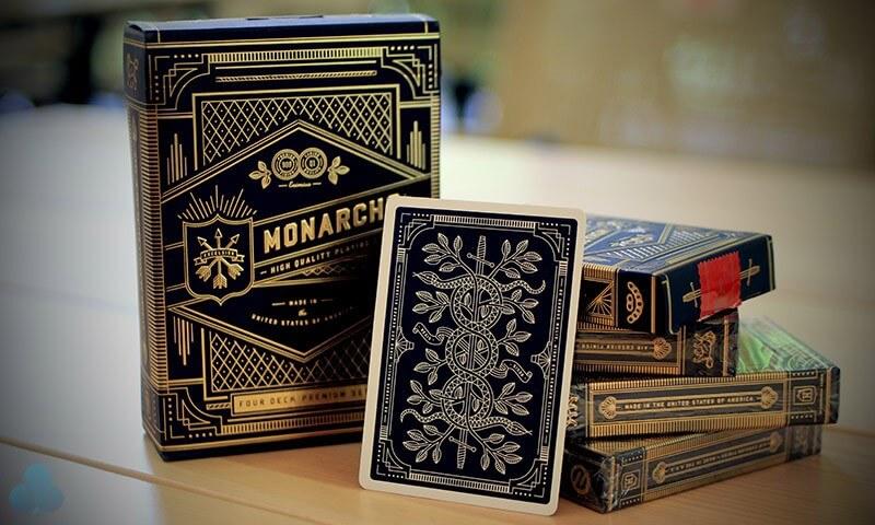 Обзор колоды карт Монархи Monarchs. Где купить игральные карты