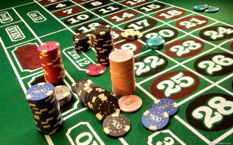 И само собой азартные игры