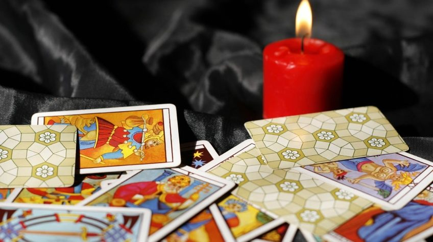 Гадания i на простых картах школа магии название