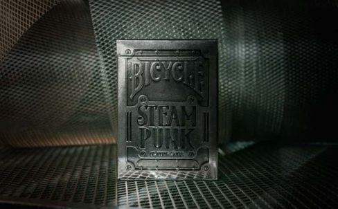 kupit-karty-dlya-fokusov-bicycle-steampunk-silver